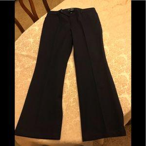 NWT Lauren Ralph Lauren Navy Pants